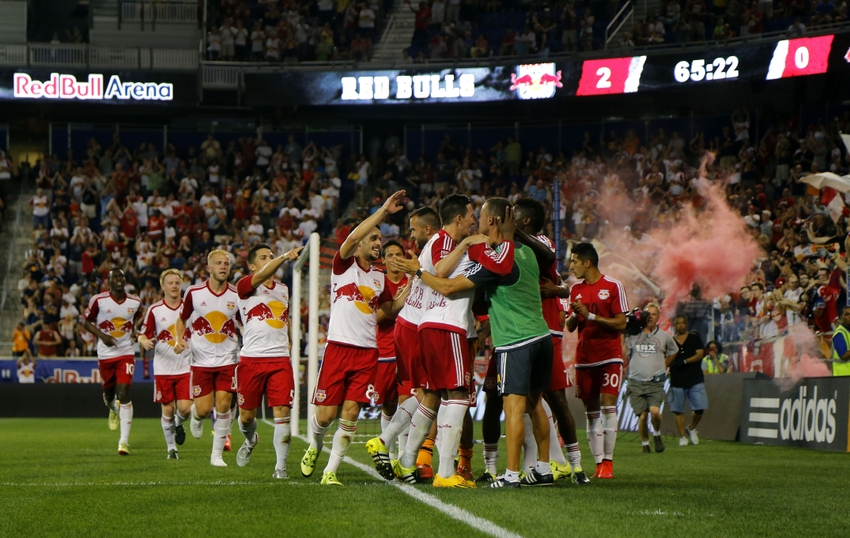 new york red bulls toronto fc