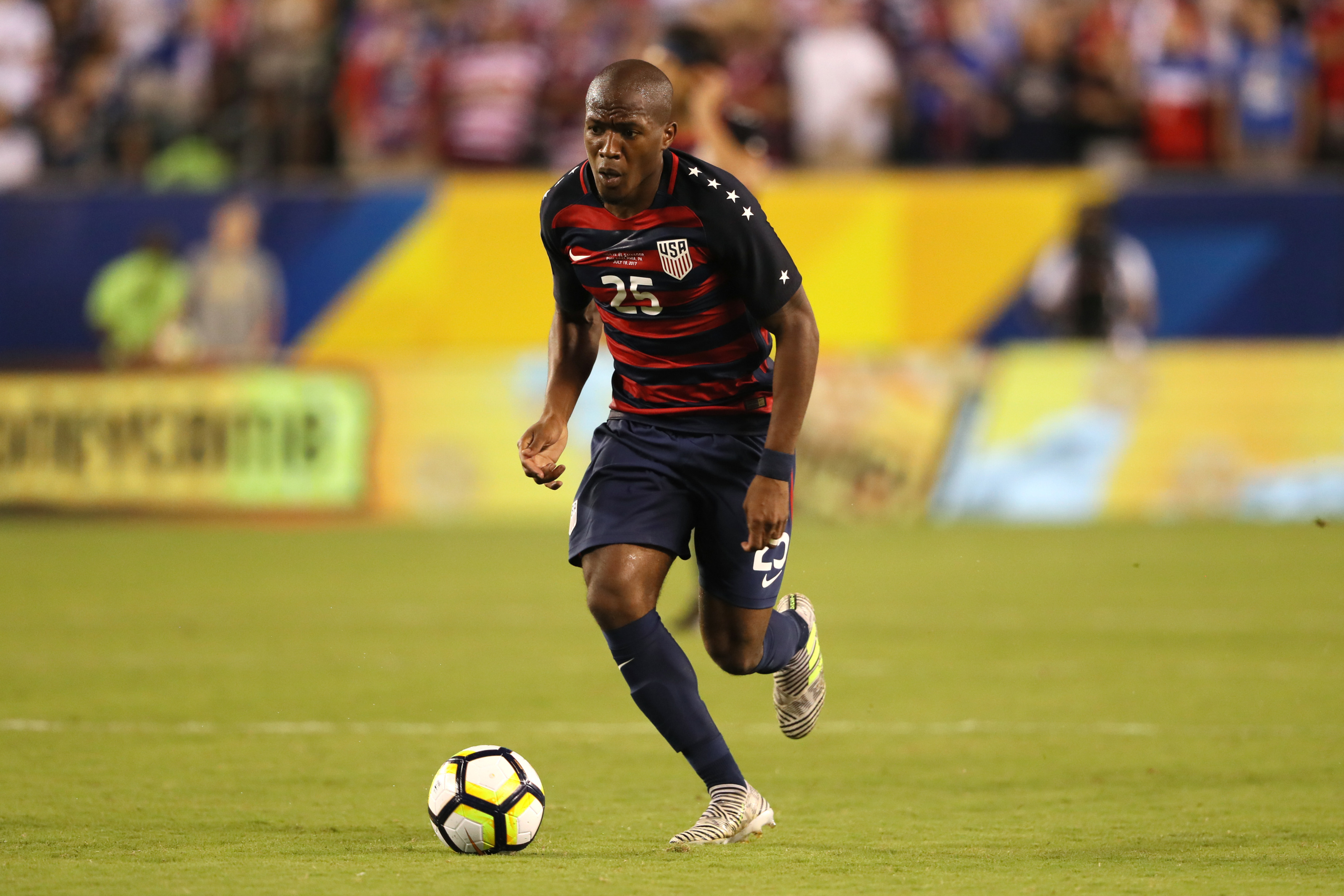 USMNT: Darlington Nagbe shouldn't be picked, even if he wanted to be