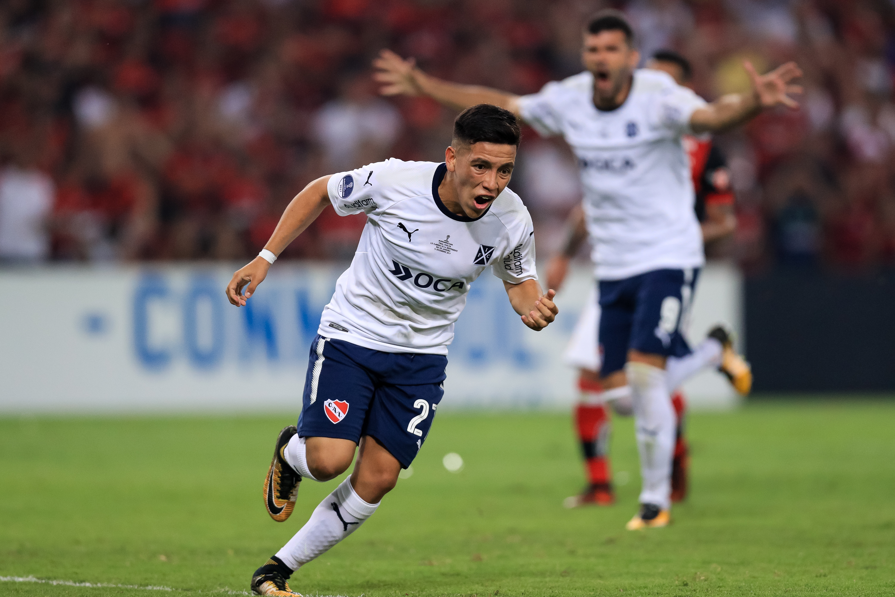 Atlanta United agrees to record transfer for Ezequiel Barco, 18, reports say