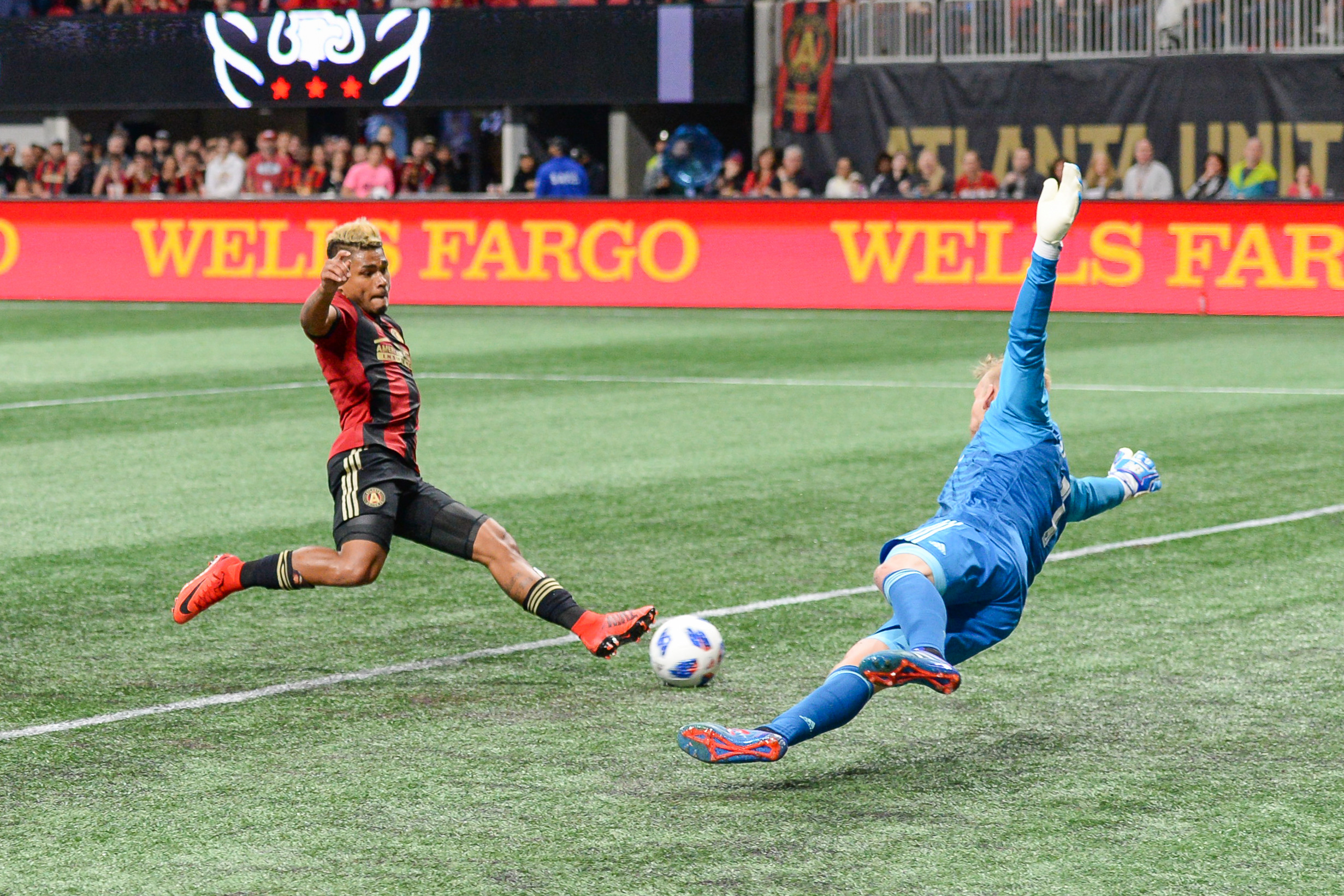 MLS Capsules: Atlanta United wins home opener before another record crowd