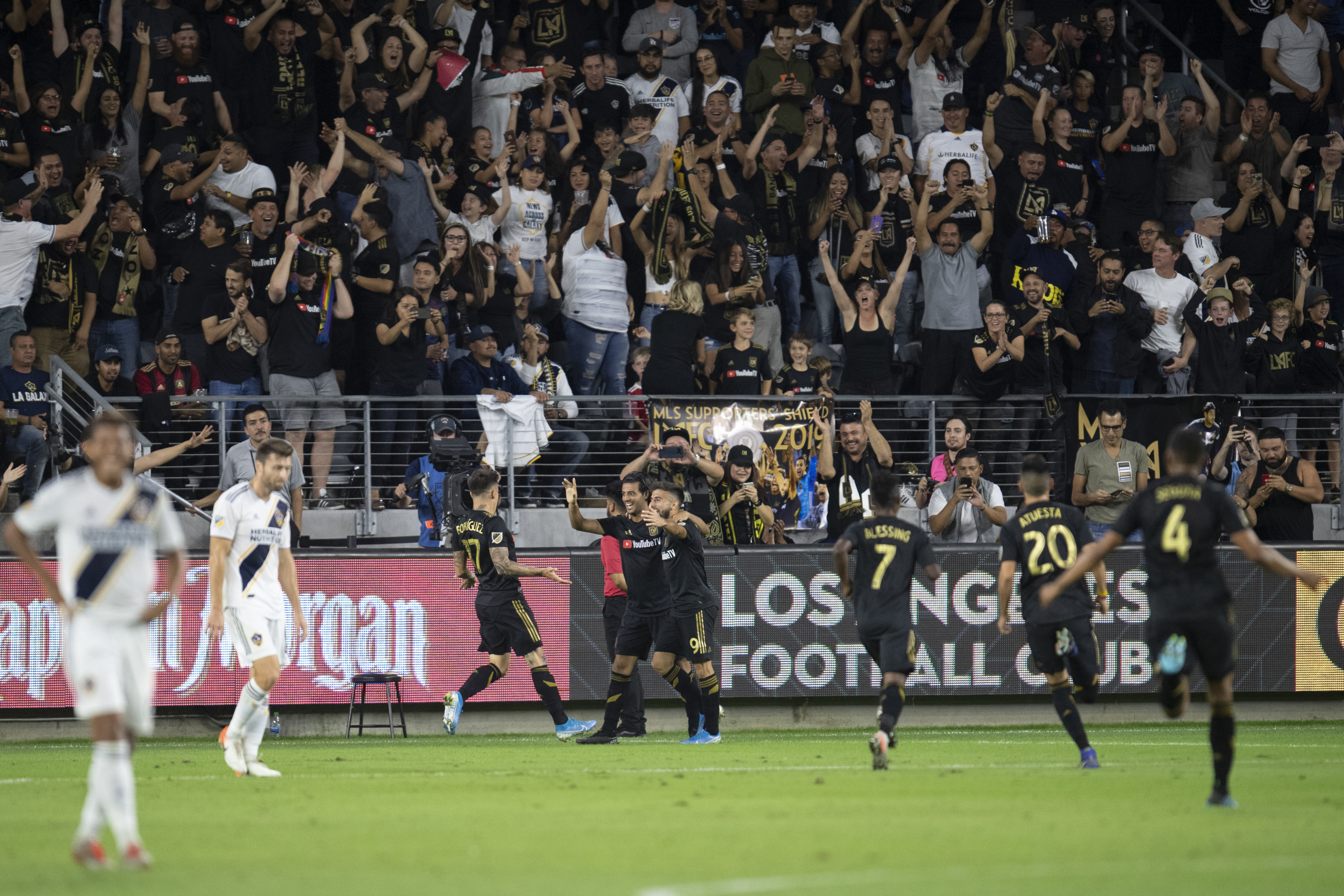 LAFC Vs Club Leon: 3 things we learned – Wow