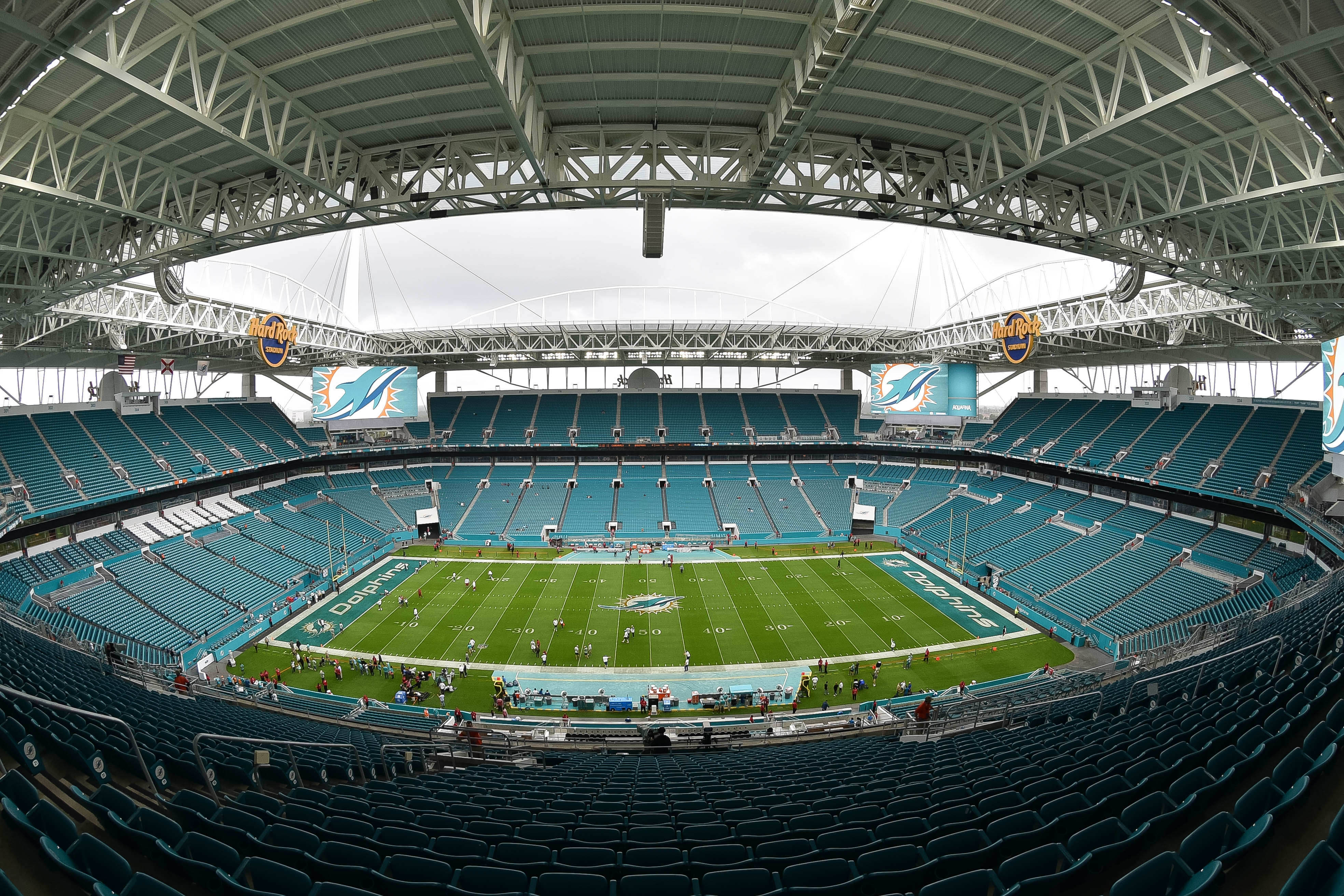 The El Classico May Be Played In Miami This Year
